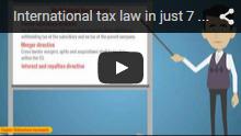 international tax video